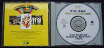 MAGICAL MYSTERY TOUR : DVD Japan ケースの中