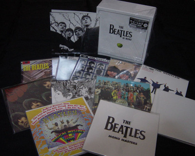 リマスターCD Beatles In Mono