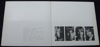 The BEATLES (White Album):Japan 赤盤 STEREO Jacket