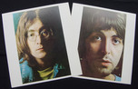 The BEATLES (White Album):Japan 赤盤 STEREO Insert