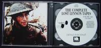 THE COMPLETE LOST LENNON TAPES 1&2(2CD)ケースの中