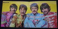 SGT.PEPPER'S LONELY HEARTS CLUB BAND : UK.STEREO Cover