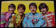 フランスSTEREO盤:BEATLES/SGT.PEPPER'S Lonely Hearts Club Band Jacket