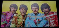 SGT.PEPPER'S LONELY HEARTS CLUB BAND : US Orange Capitol Jacket